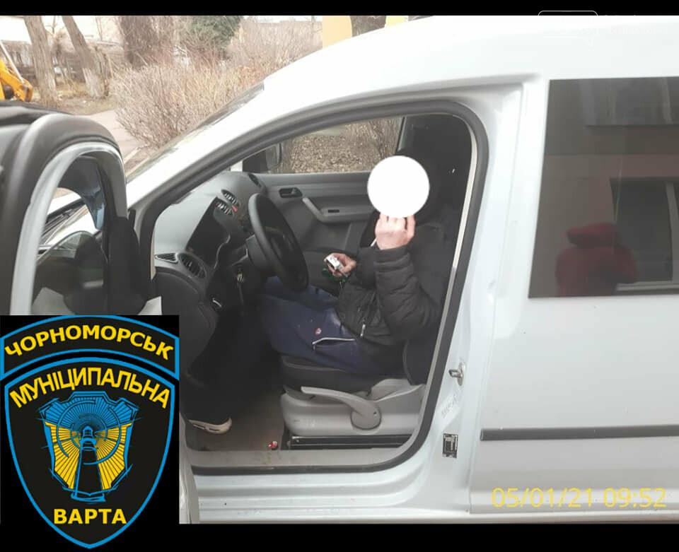 В Черноморске задержали пьяного водителя, фото-4