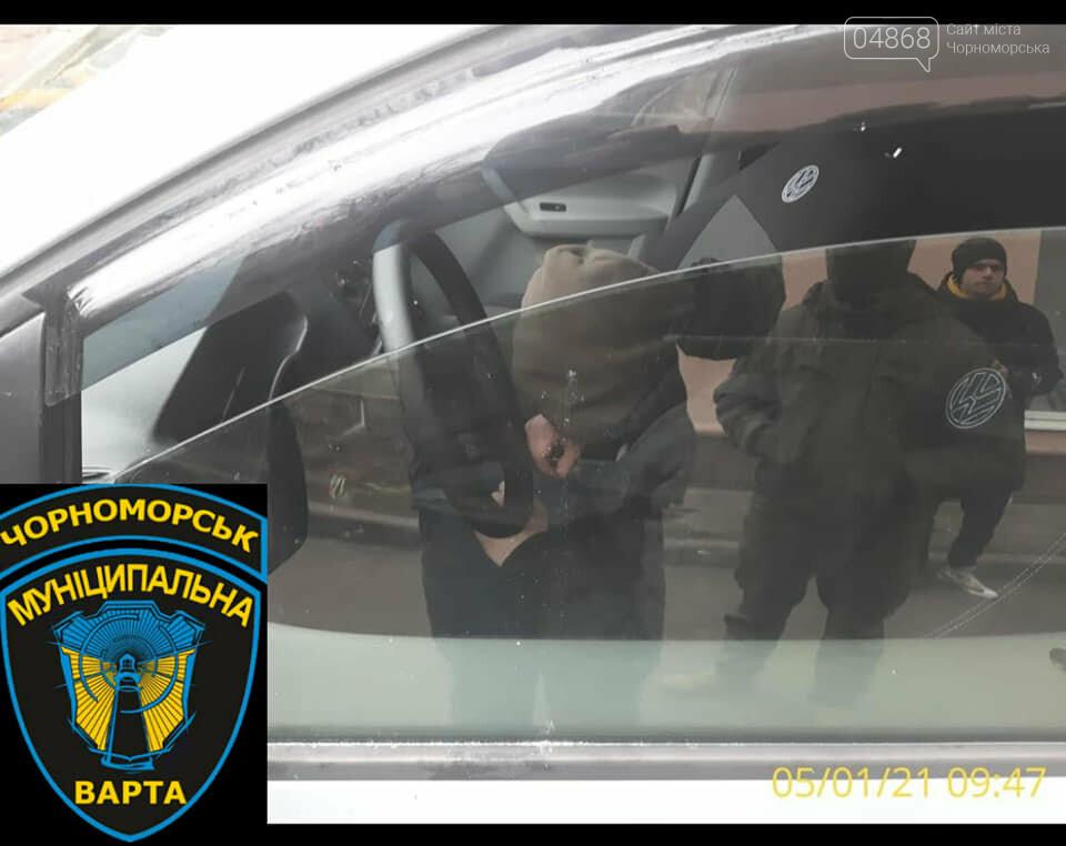 В Черноморске задержали пьяного водителя, фото-2