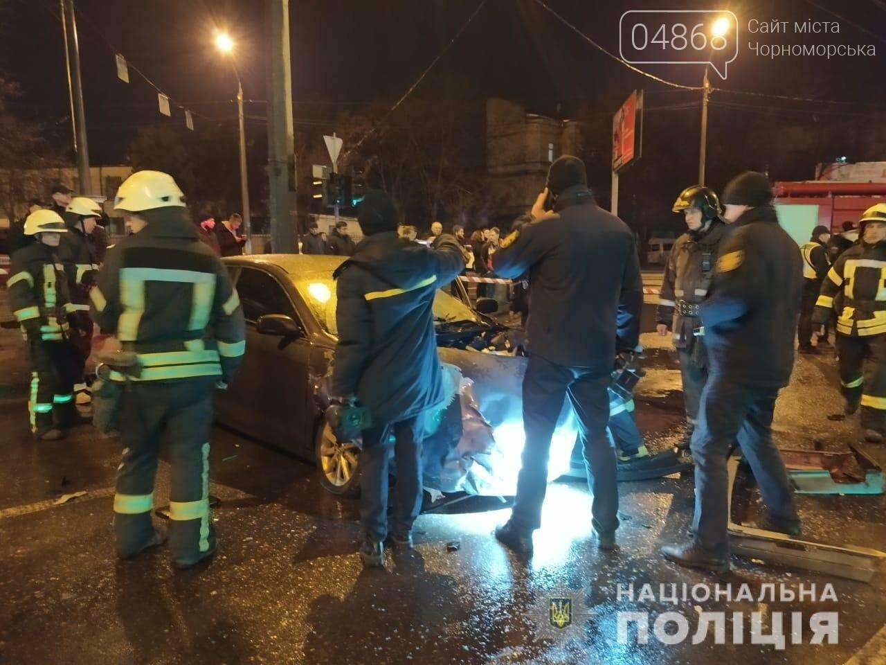 Ночное трагическое ДТП в Одессе: известны подробности, фото-2