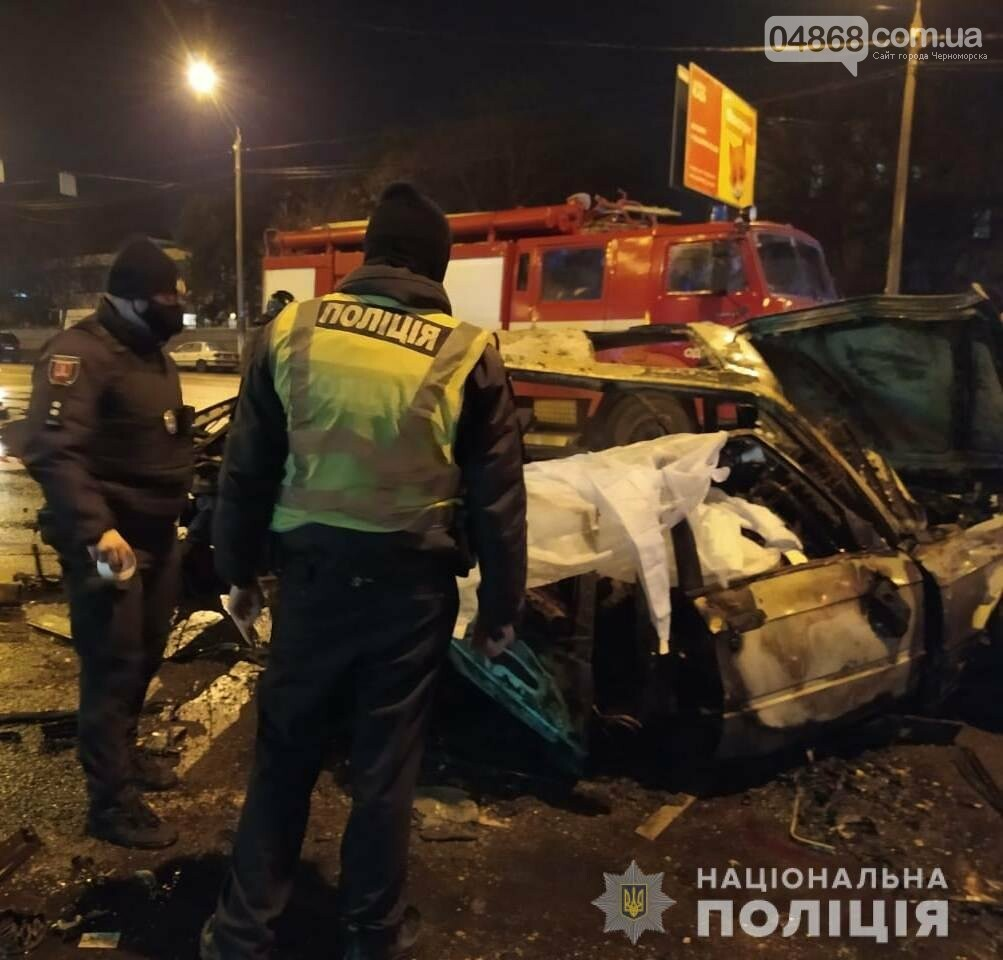 Ночное трагическое ДТП в Одессе: известны подробности, фото-4