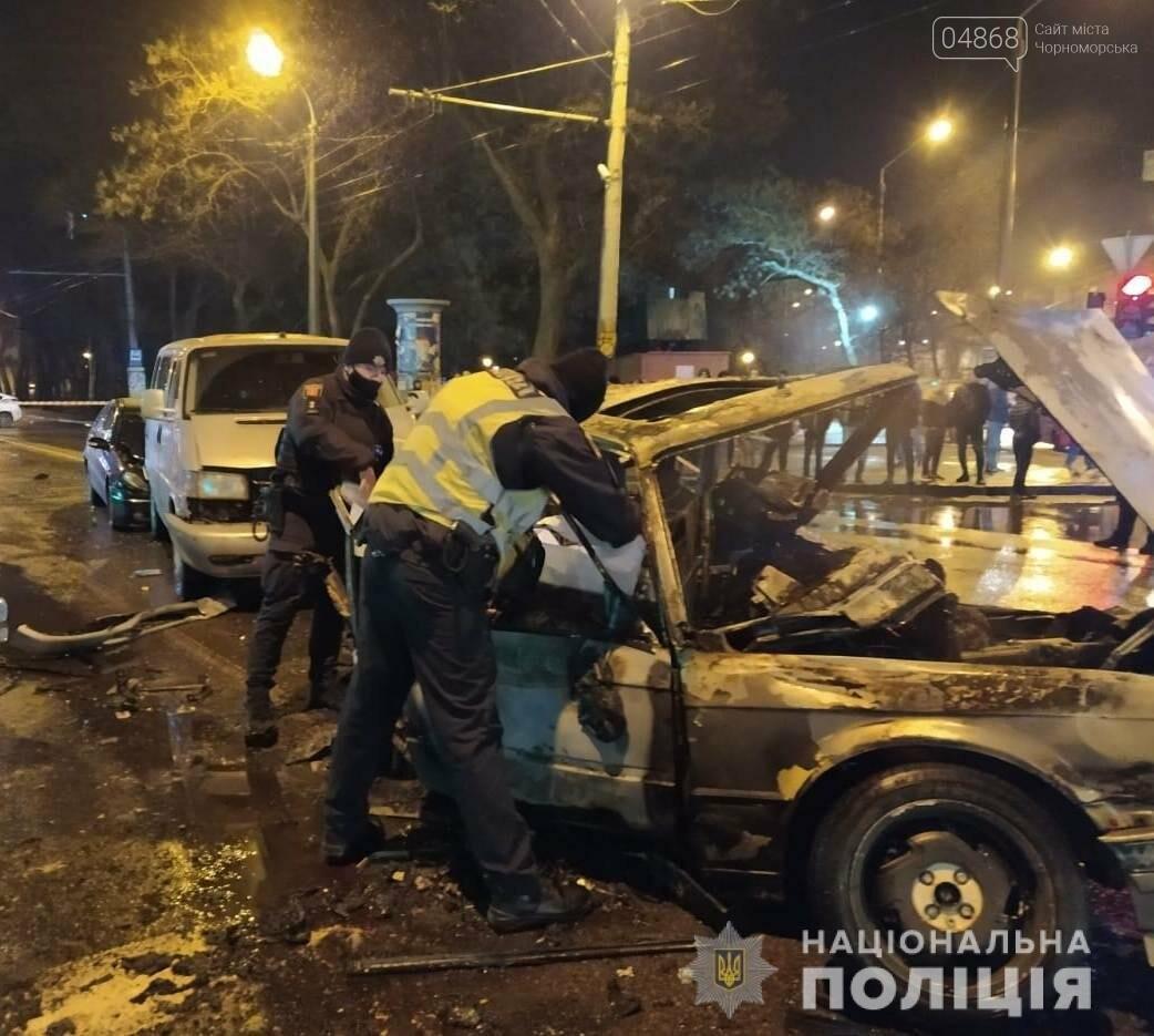 Ночное трагическое ДТП в Одессе: известны подробности, фото-1