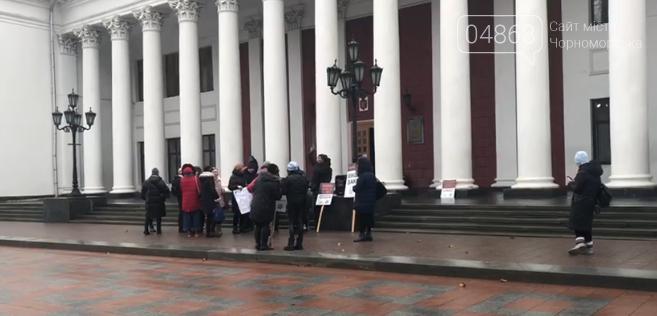 В Одессе состоялся митинг против обязательной вакцинации, фото-3