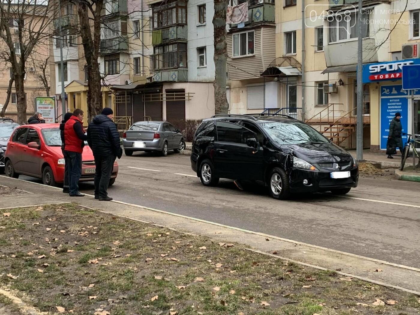 В Черноморске произошло ДТП, фото-2
