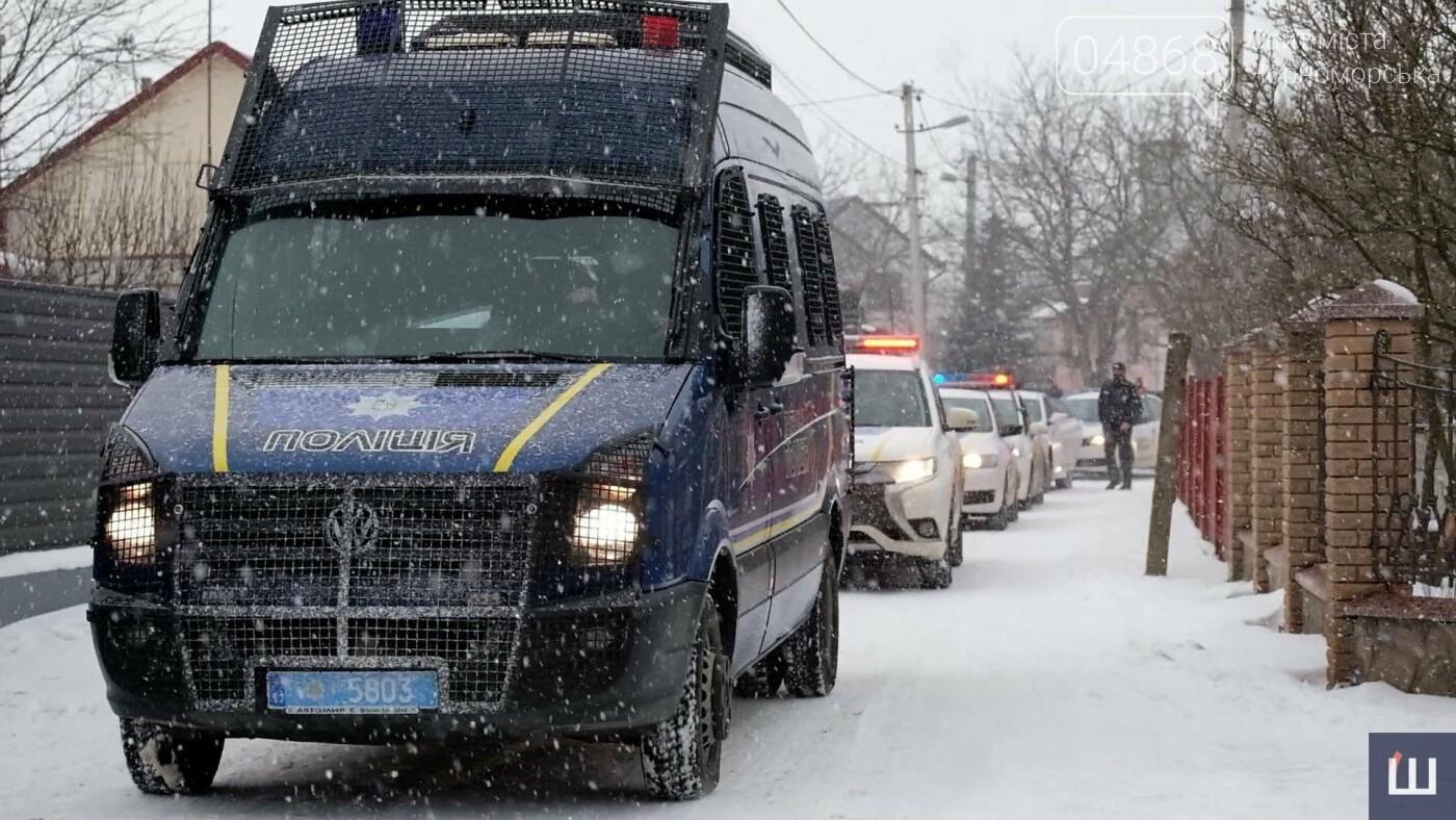 В Черновцах 10-летнего мальчика «приняли» в ряды полиции, фото-1