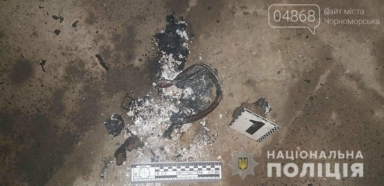 26-летней жительнице Черноморска грозит лишение свободы за поджог авто, фото-1