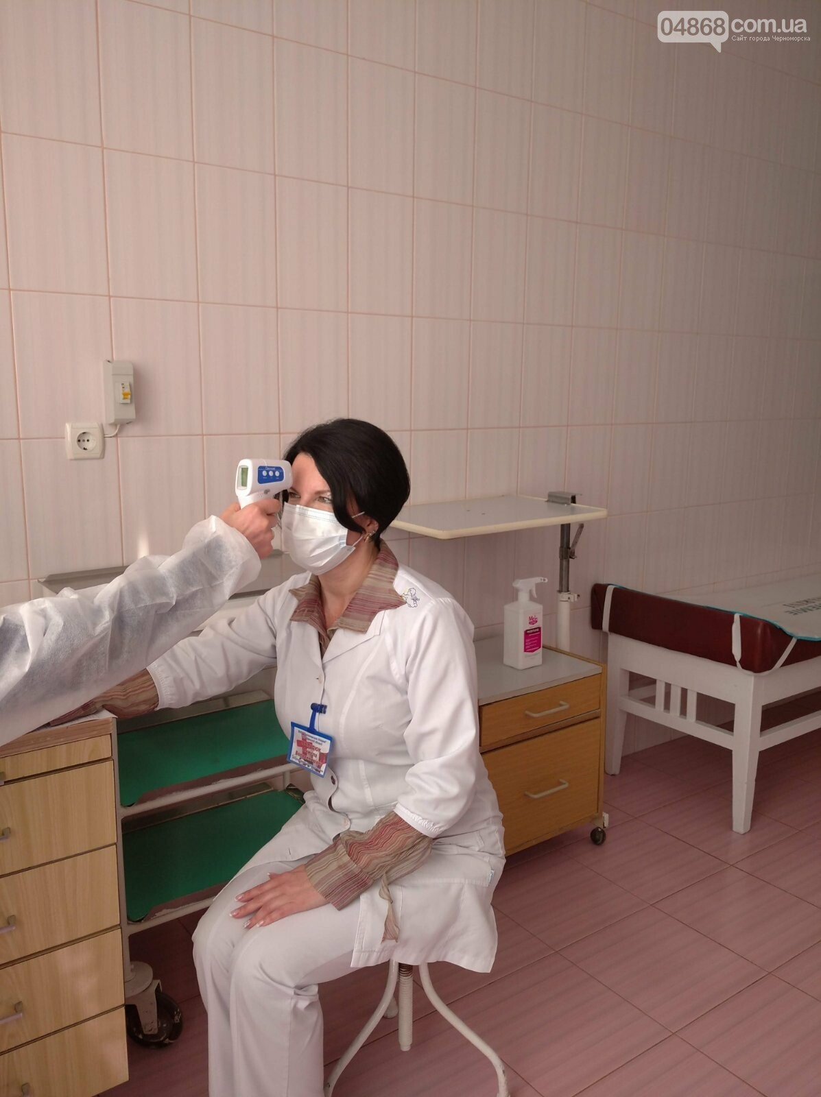 В Черноморске вакцинировались 30 человек, фото-7