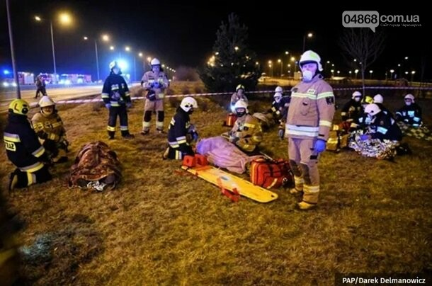 В результате ДТП в Польше погибло 6 украинцев, фото-2