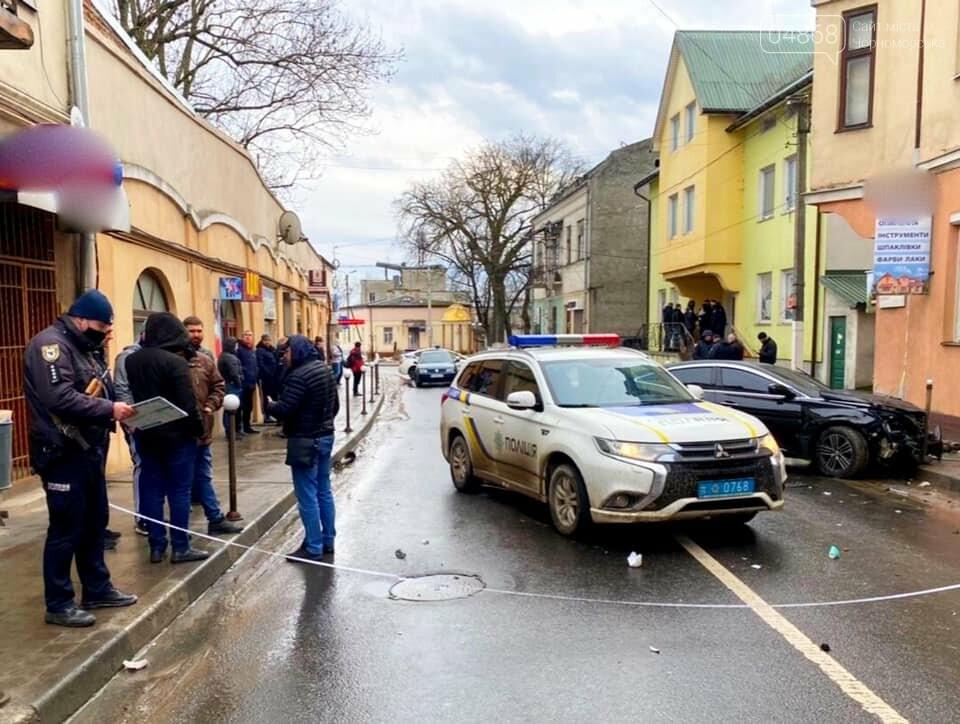 Одессита-вора запчастей элитных авто задержали с погоней , фото-3