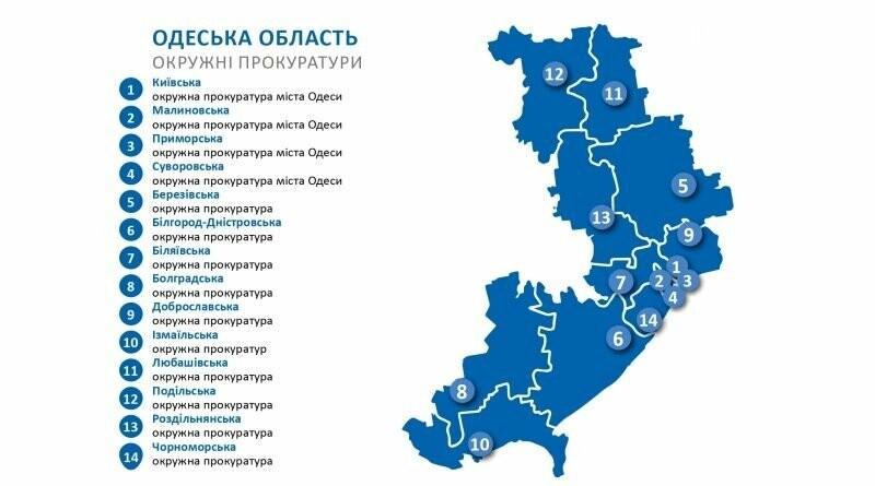 Окружные прокуратуры в Украине: как в Черноморске?, фото-1