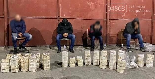 В Одессе осудят иностранцев, которые пытались ввезти более 80 килограммов кокаина, фото-2