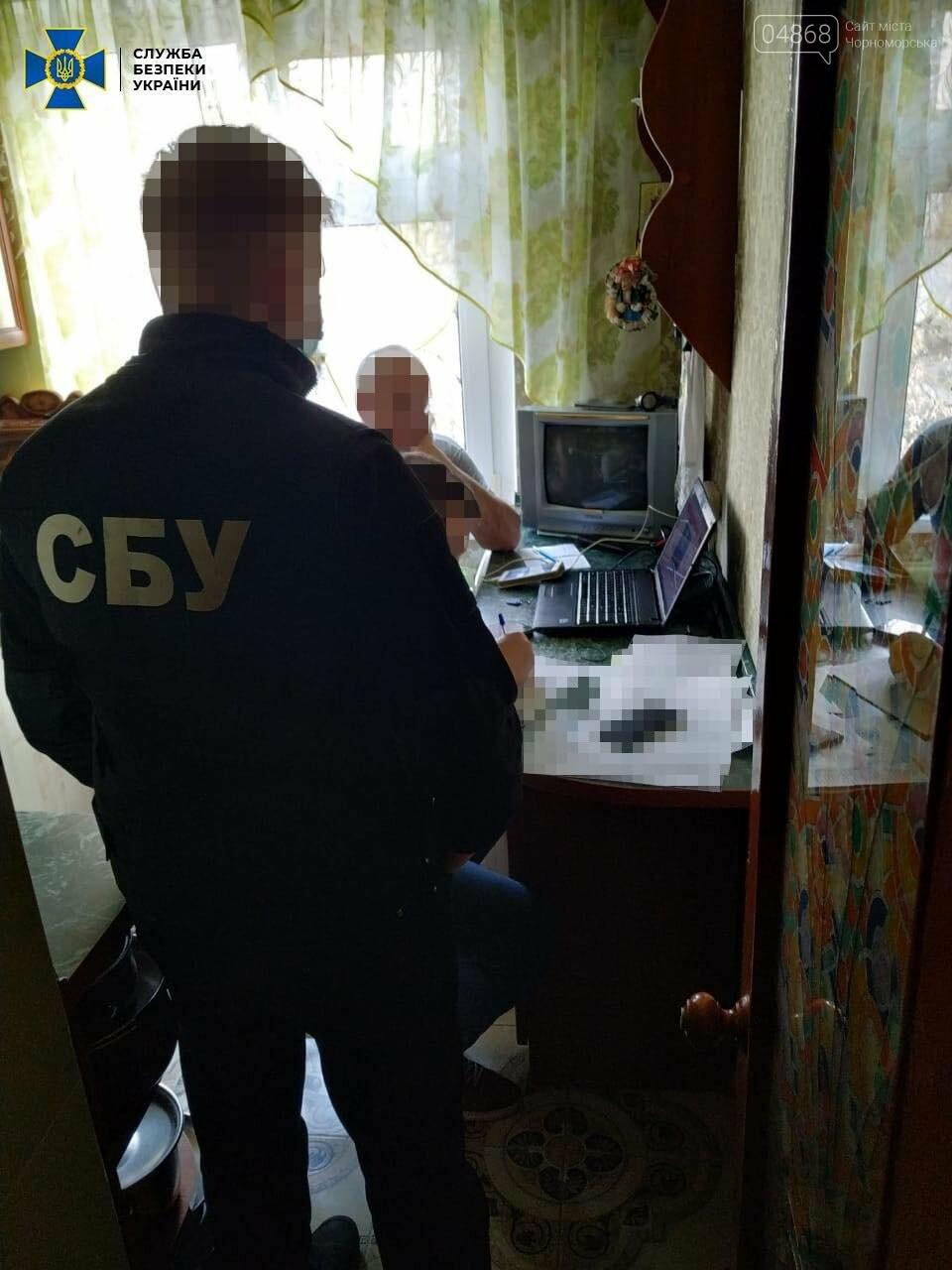В Одессе разоблачены агитаторы, пропагандировавшие захват власти в стране, фото-1