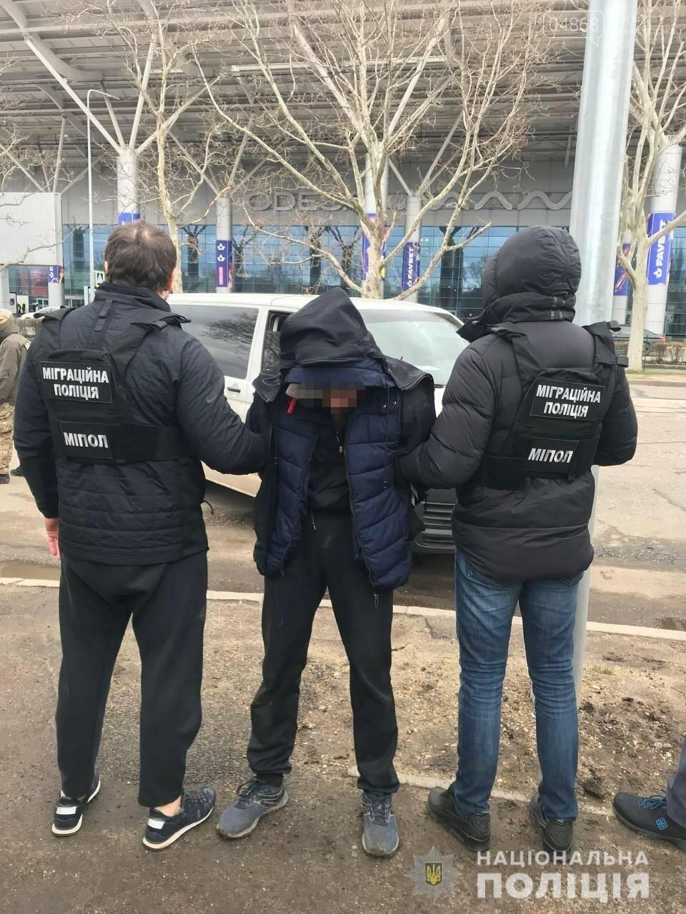 В Одессе подозреваемый пытался вывезти в Турцию завербованных мужчин, фото-2