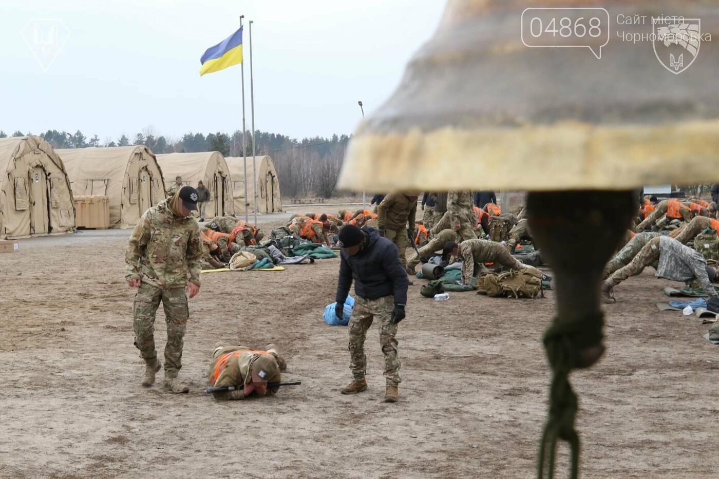 Первая женщина в Украине прошла отбор в Силы спецопераций ВСУ, фото-4