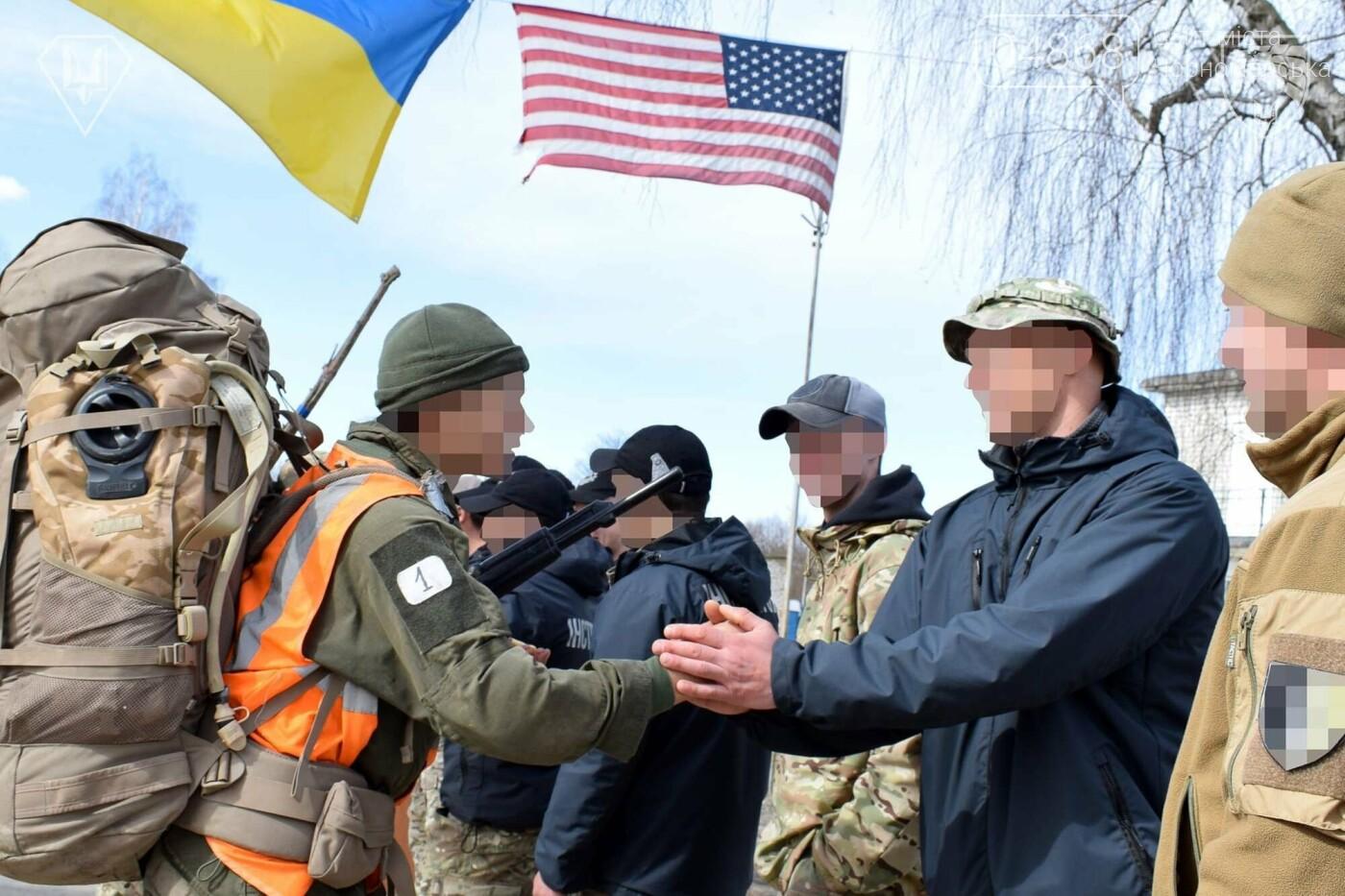 Первая женщина в Украине прошла отбор в Силы спецопераций ВСУ, фото-1