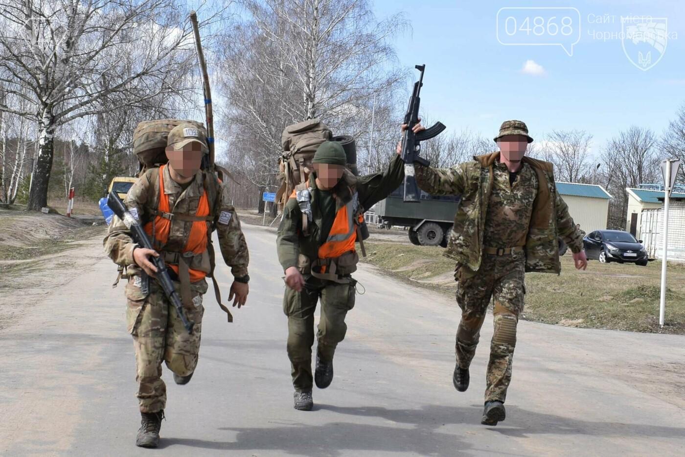 Первая женщина в Украине прошла отбор в Силы спецопераций ВСУ, фото-2