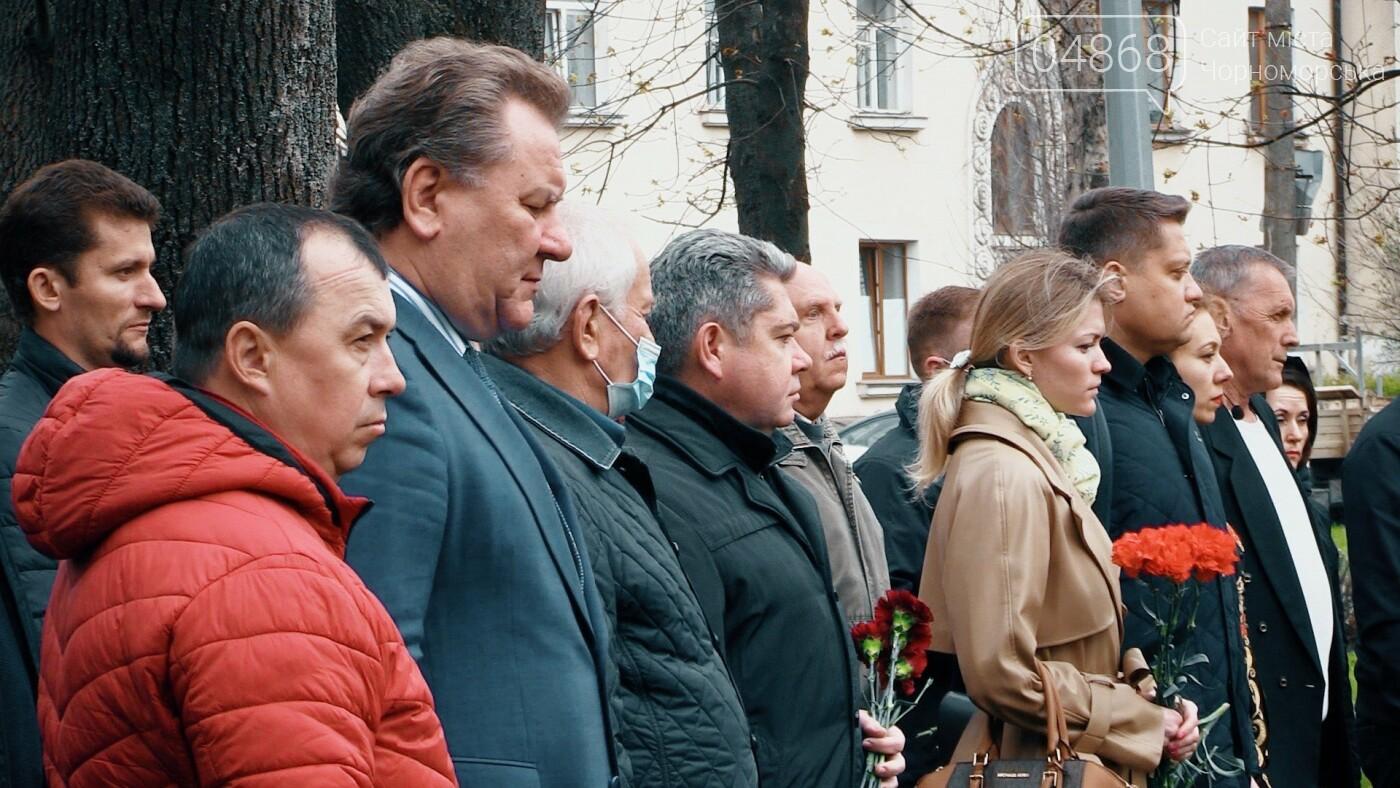 В Черноморске чтят подвиг ликвидаторов аварии на ЧАЭС, фото-4