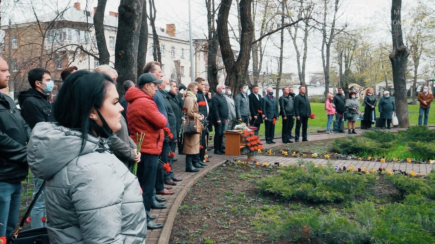 В Черноморске чтят подвиг ликвидаторов аварии на ЧАЭС, фото-5