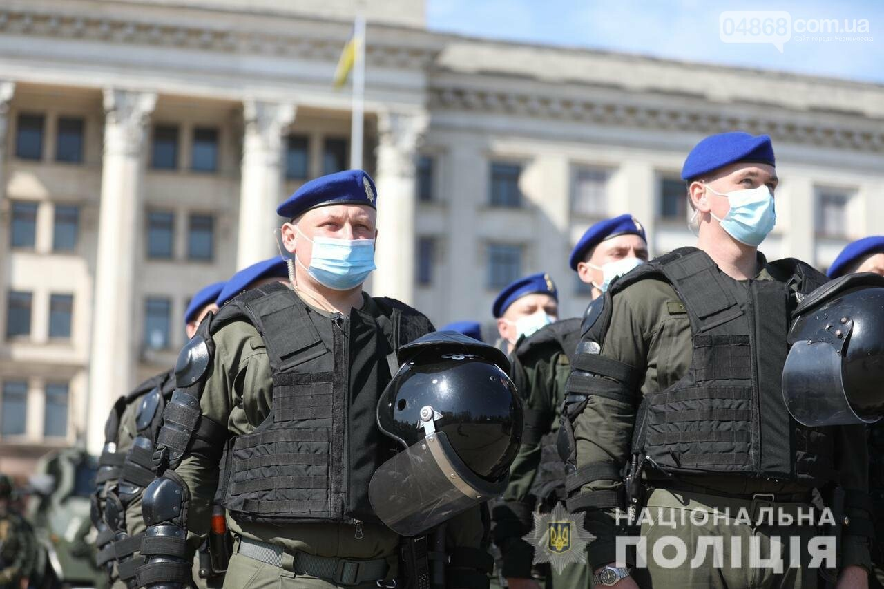 Правоохранителям Одесской области провели инструктаж перед предстоящими праздниками, фото-6
