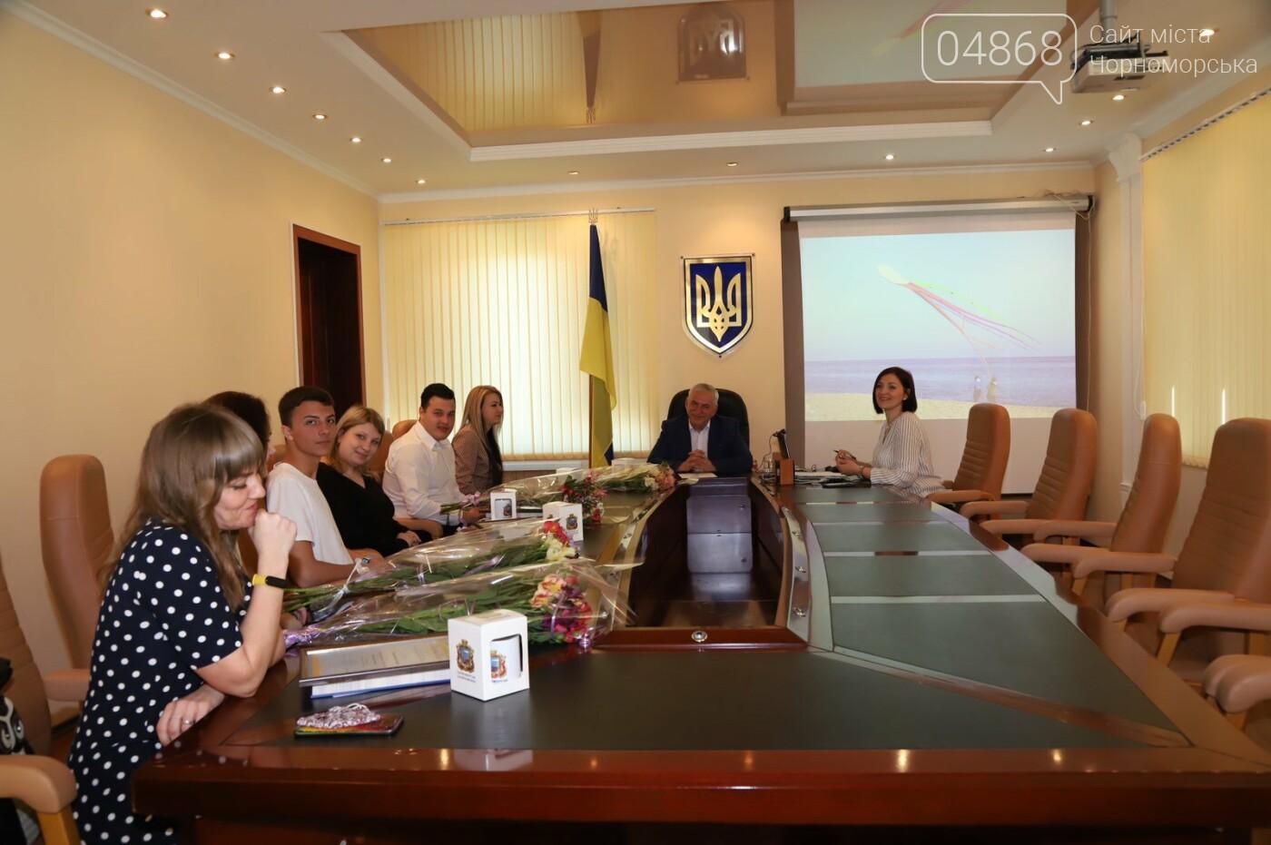 В Черноморске объявили победителей городского фотоконкурса «Это мой город», фото-1