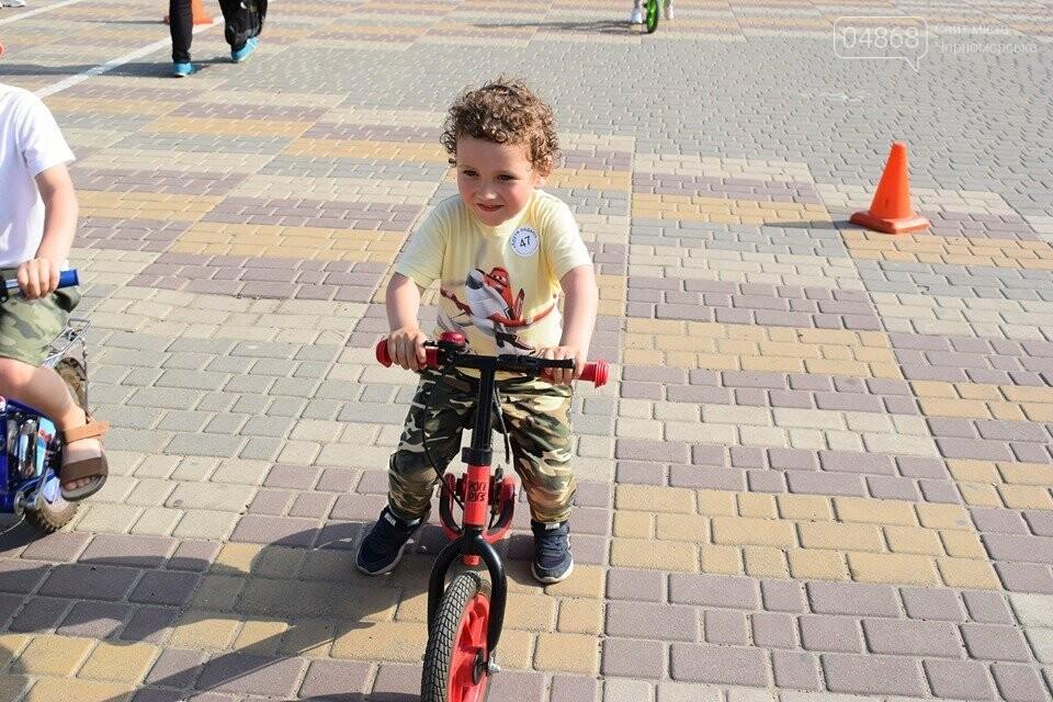 Маленьких жителей Черноморска приглашают принять участие в соревнованиях «Крути педали», фото-8