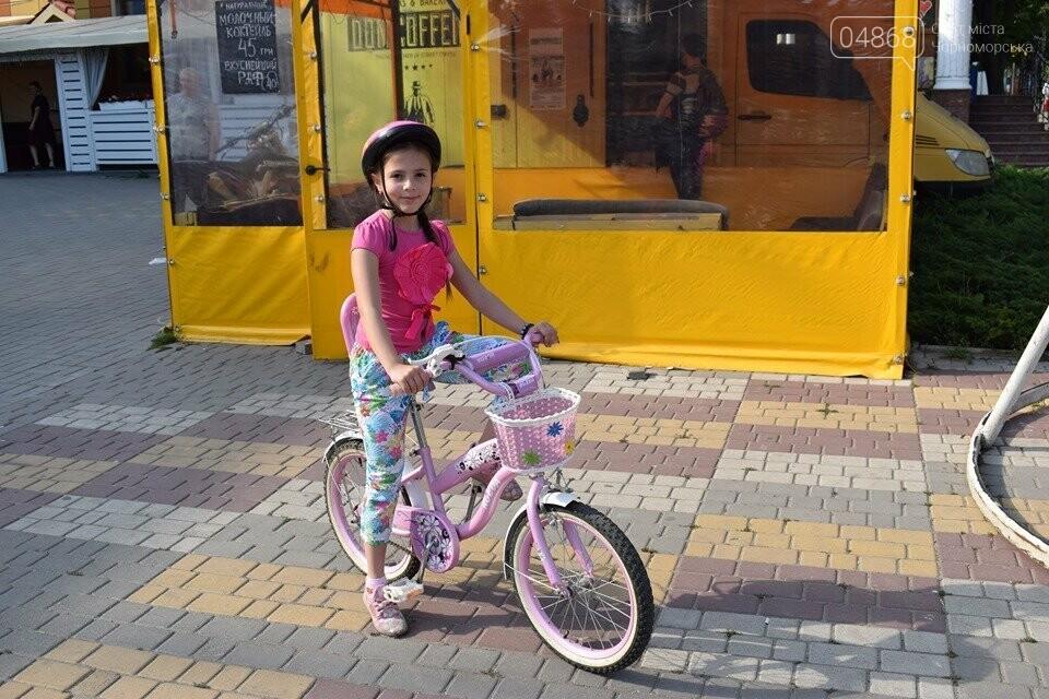 Маленьких жителей Черноморска приглашают принять участие в соревнованиях «Крути педали», фото-6