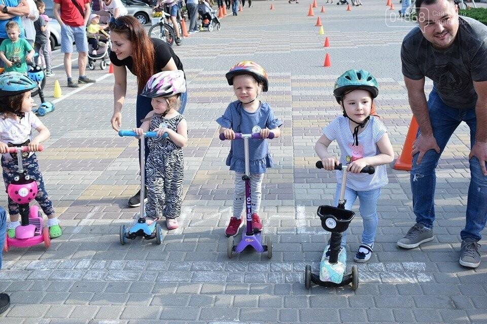 Маленьких жителей Черноморска приглашают принять участие в соревнованиях «Крути педали», фото-5