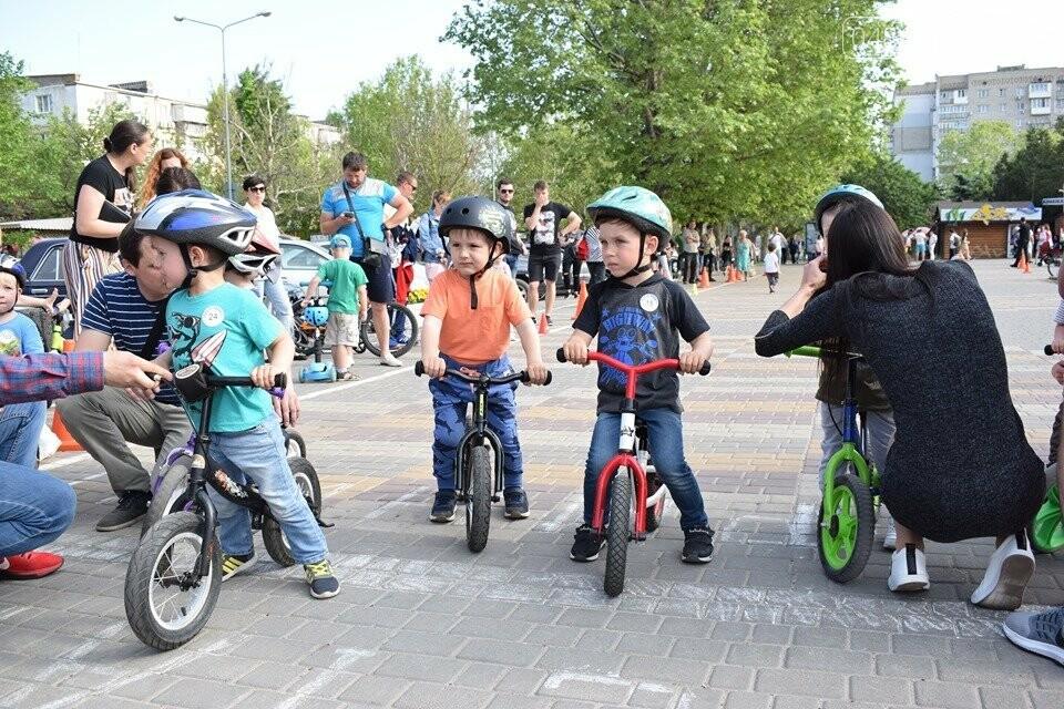 Маленьких жителей Черноморска приглашают принять участие в соревнованиях «Крути педали», фото-1
