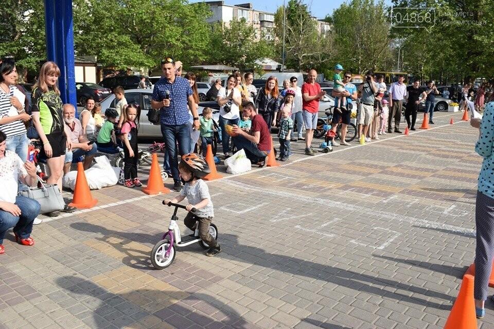 Маленьких жителей Черноморска приглашают принять участие в соревнованиях «Крути педали», фото-2
