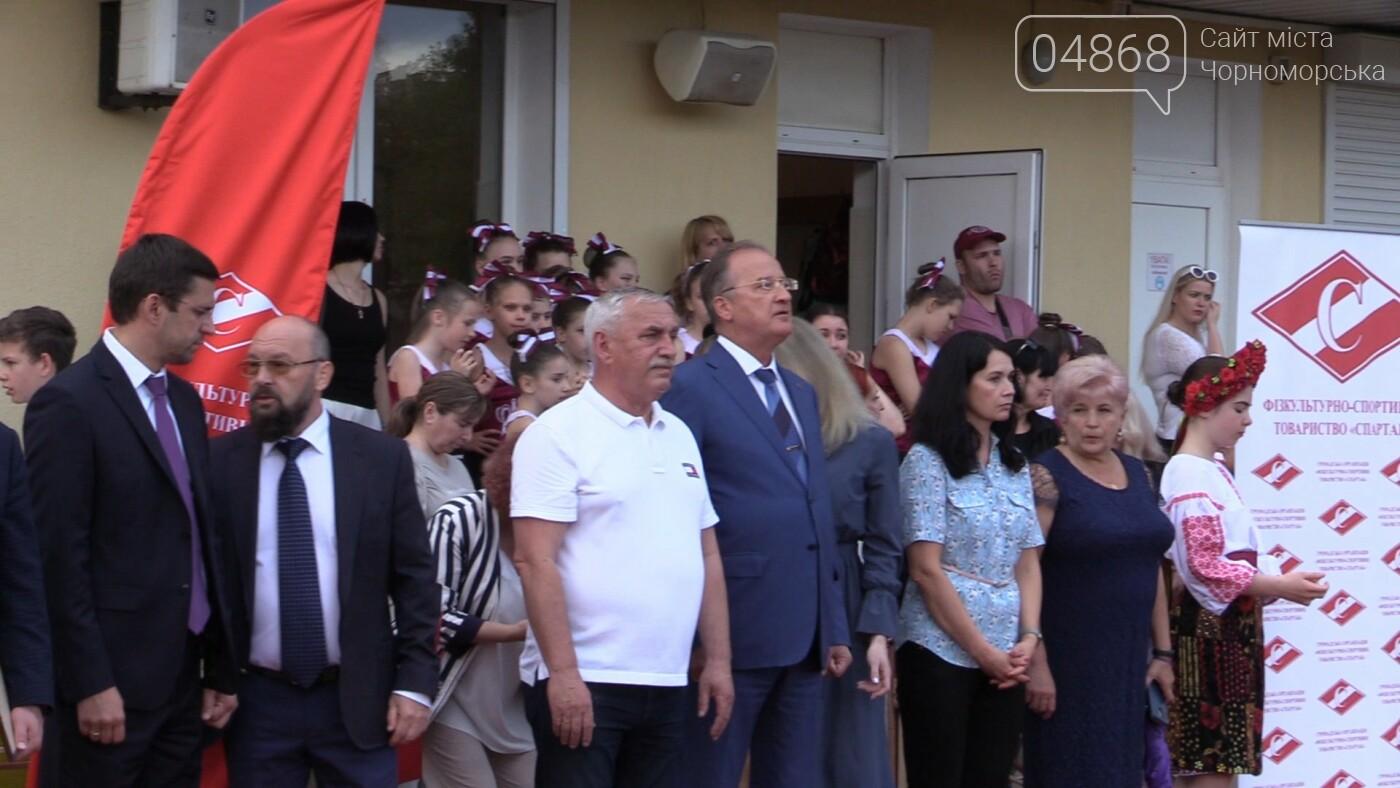 В Черноморске стартовала депутатская спартакиада, фото-2