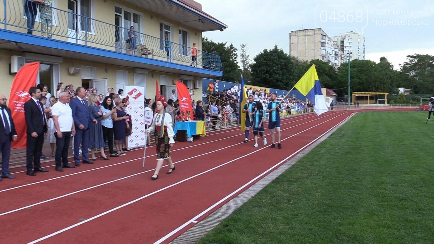В Черноморске стартовала депутатская спартакиада, фото-5
