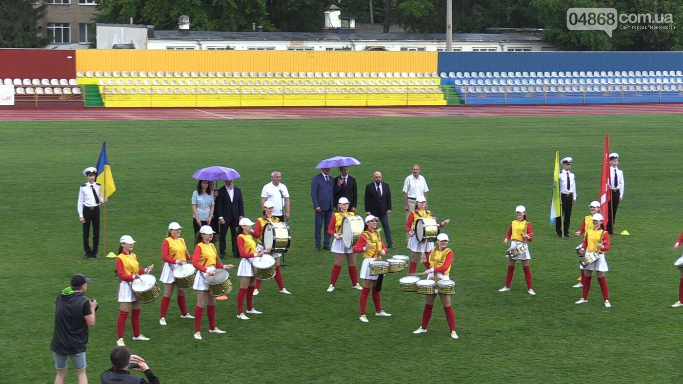 В Черноморске стартовала депутатская спартакиада, фото-6