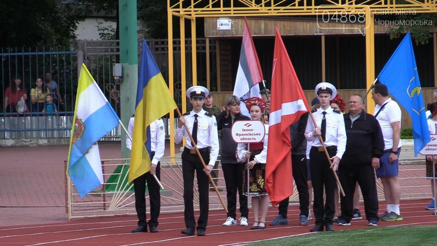 В Черноморске стартовала депутатская спартакиада, фото-8