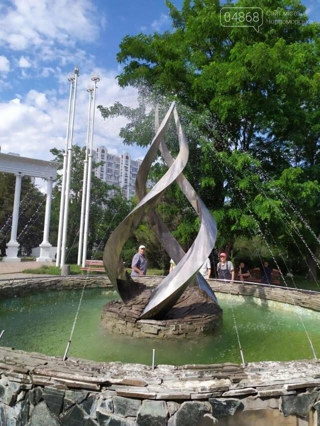 Солнце, лето, жара: Черноморские фонтаны подготовили к летнему сезону, фото-1