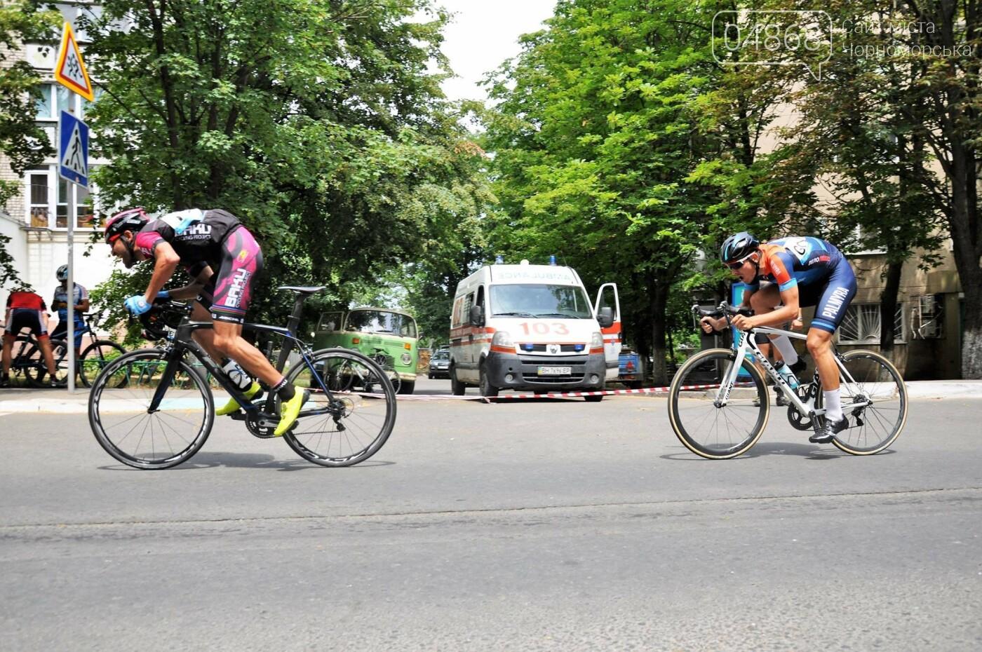 Традиционная велогонка в Черноморске: где перекроют движение, фото-5