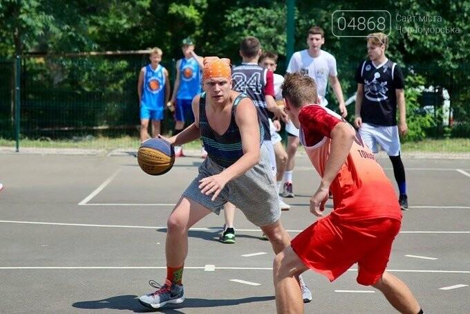 В Черноморске прошёл турнир по баскетболу «Street Game Chernomorsk», фото-3