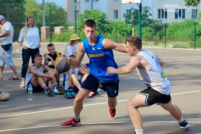 В Черноморске прошёл турнир по баскетболу «Street Game Chernomorsk», фото-4