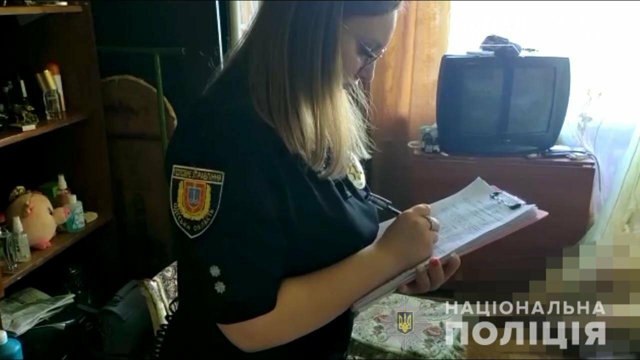 В Черноморске 49-летняя женщина убила сожителя, фото-1