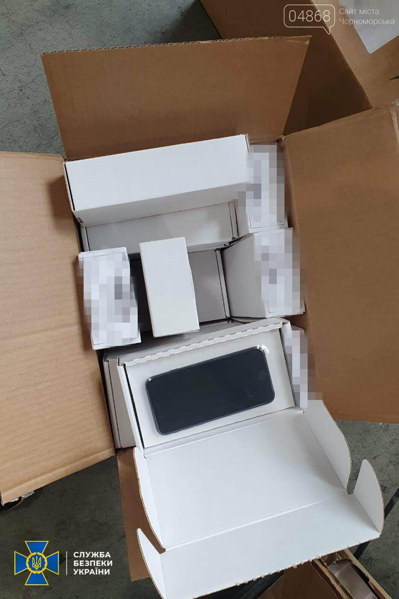 Посылка на миллионы: СБУ раскрыла канал контрабанды  «Apple» в Украину, фото-3