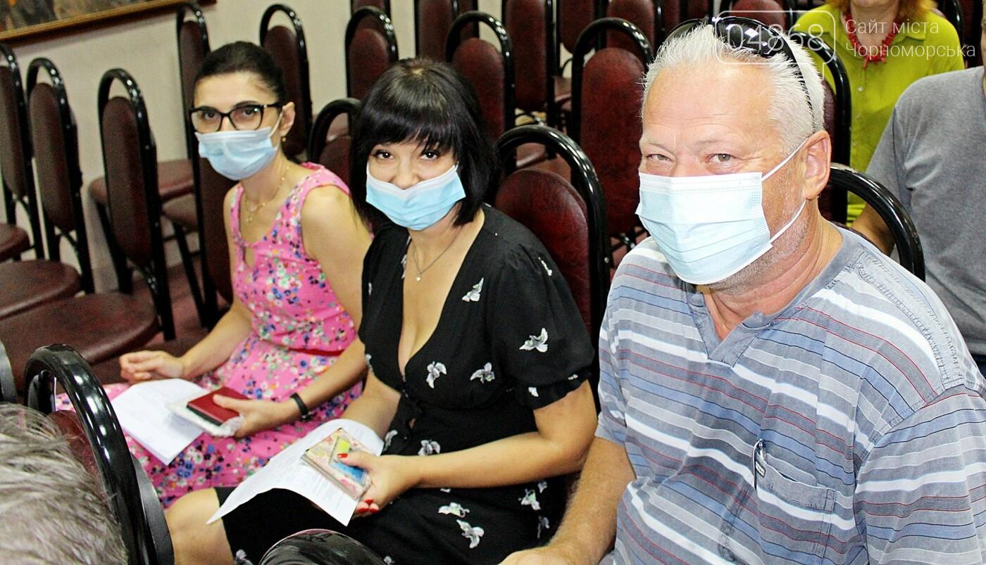 В Черноморске продолжается вакцинация работников Администрации морского порта, фото-8
