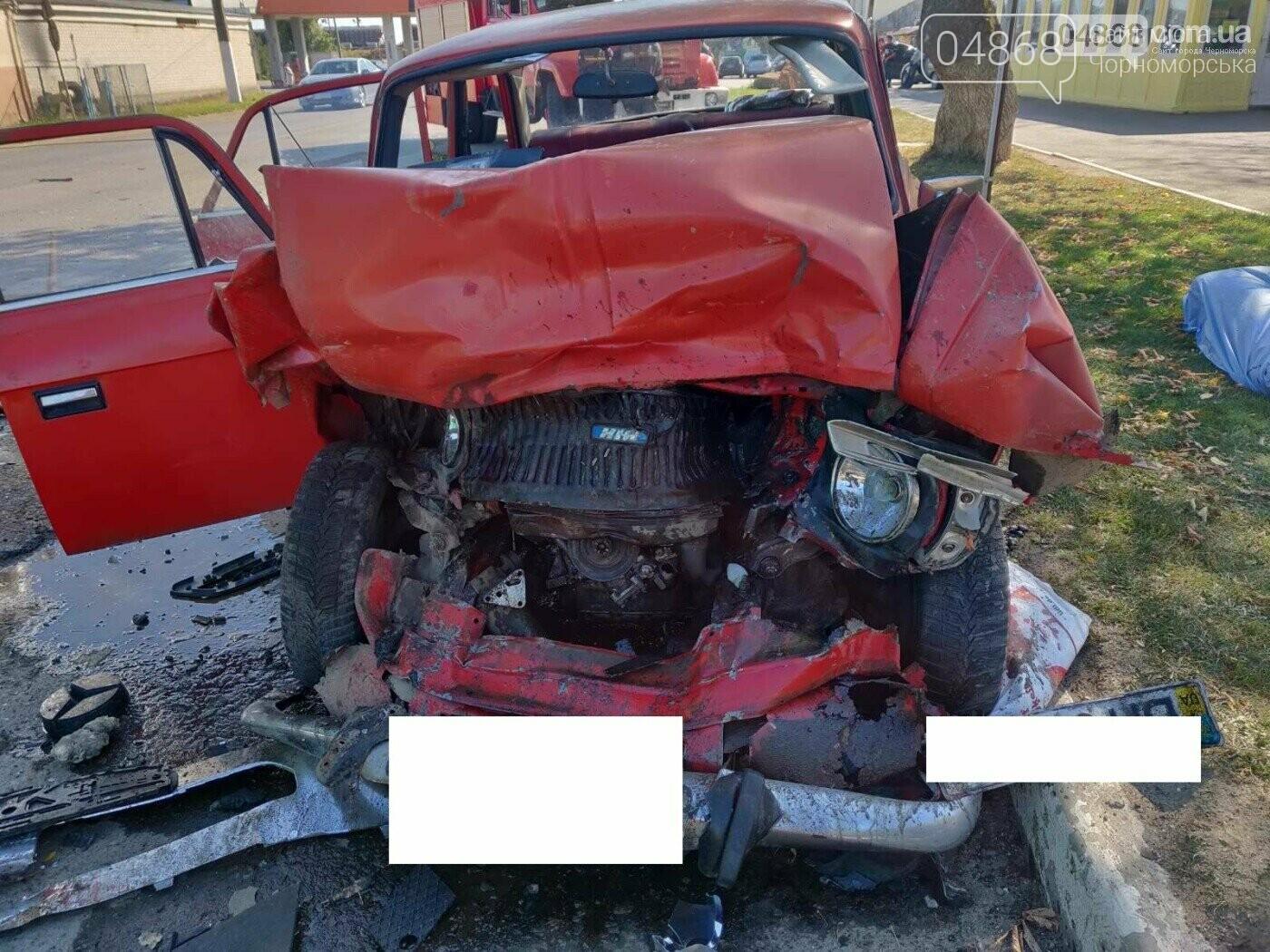 Несовершеннолетнего водителя осудят за смертельное ДТП под Черноморском, фото-1