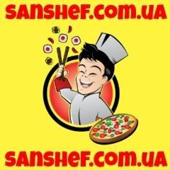 SanShef.com.ua|САН ШЕФ|суши|пицца| в Черноморске / Ильичевске