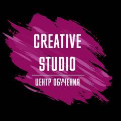 Логотип - CREATIVE STUDIO, центр обучения в Черноморске / Ильичевске