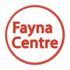 """Логотип - """"Fayna centre"""" Языковой центр в Ильичевске / Черноморске"""