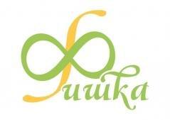 """Логотип - Центр знаний """"Фишка"""" - внешкольный, детский образовательный центр IT направленности в Черноморске."""