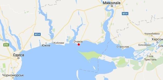Морпехи США строят в Очакове командный центр для ВМС Украины, фото-1