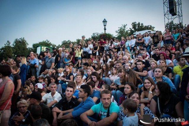 Гала-концерт на Потёмкинской: тысячи зрителей, отличная организация и «душевная» атмосфера. Фото, видео, фото-3
