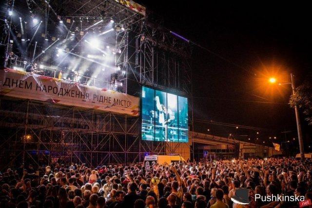 Гала-концерт на Потёмкинской: тысячи зрителей, отличная организация и «душевная» атмосфера. Фото, видео, фото-6
