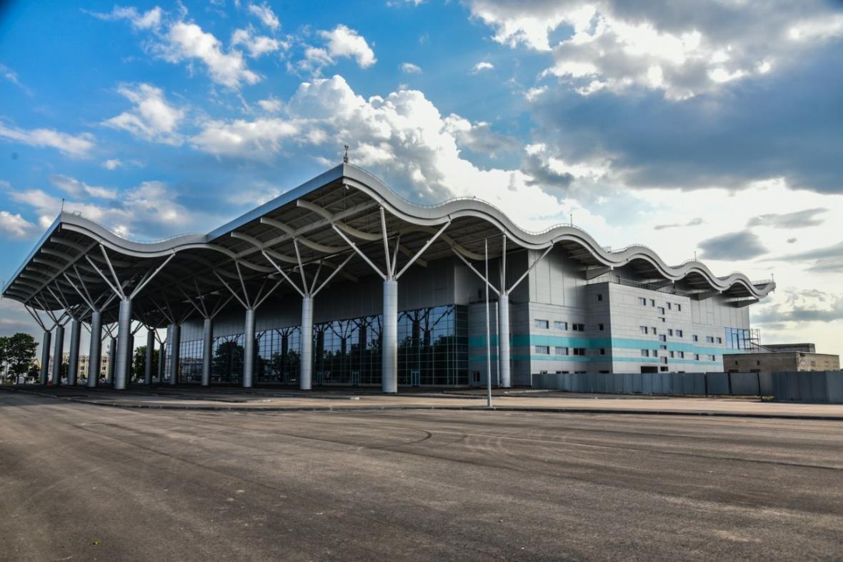 В Одессе открылся новый терминал аэропорта (фото), фото-4