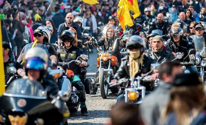 В Одессу на эти выходные съедутся сотни байкеров со всей страны, фото-1