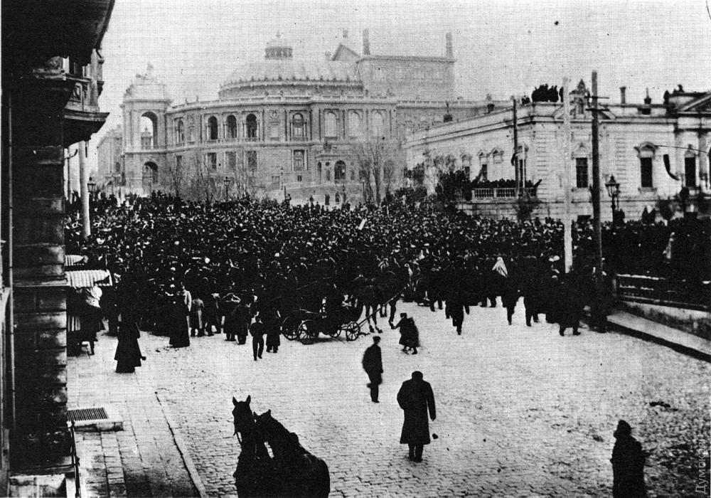 Одесса-1917: четырехвластие, разгул бандитизма и расцвет культуры , фото-1